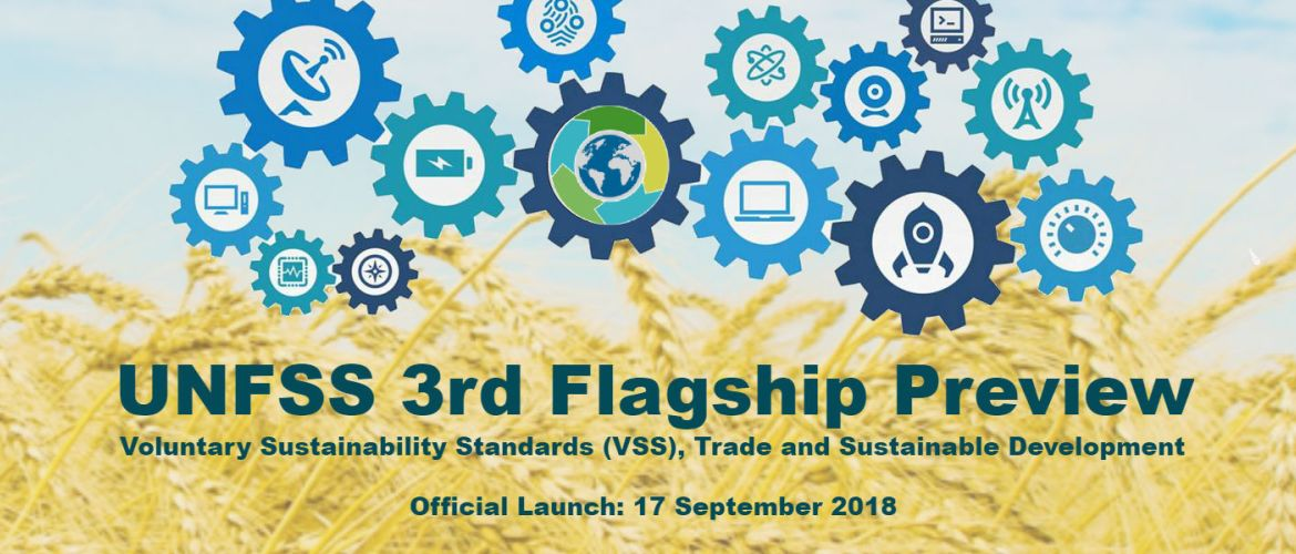 THE 3RD UNFSS FLAGSHIP ON VSS, TRADE AND SUSTAINABLE DEVELOPMENT